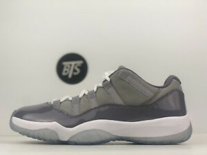 "9d55be718305 Men s Nike Air Jordan 11 Retro ""Cool Grey"" Size-9 Gunsmoke (528895 ..."