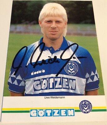 Werder Bremen Programm 1993//94 MSV Duisburg