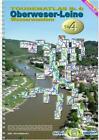 TourenAtlas Wasserwandern / TA4 Oberweser - Leine von Erhard Jübermann (2008, Ringbuch)