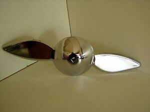 Restore-Your-Vintage-Pedal-Airplane-With-A-034-Pedal-Plane-Chrome-Steel-Propeller-034