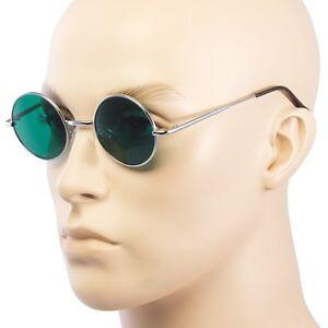 45e7322386de Image is loading John-Lennon-Vintage-Retro-Classic-Circle-Round-Sunglasses-