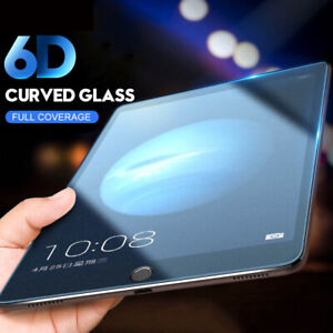 Premium-Tempered-Glass-Screen-Protector-For-iPad-2-3-4-6t-Air-Pro-9-7-034-10-5-034-11-034