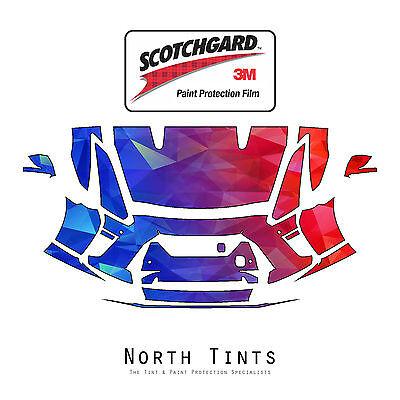 3M Scotchgard Paint Protection PreCut Clear Bra Kit for Nissan Murano 2016-2018