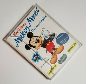 Mickey-Mouse-The-Computer-Game-Commodore-64-128-Cassette-Tape