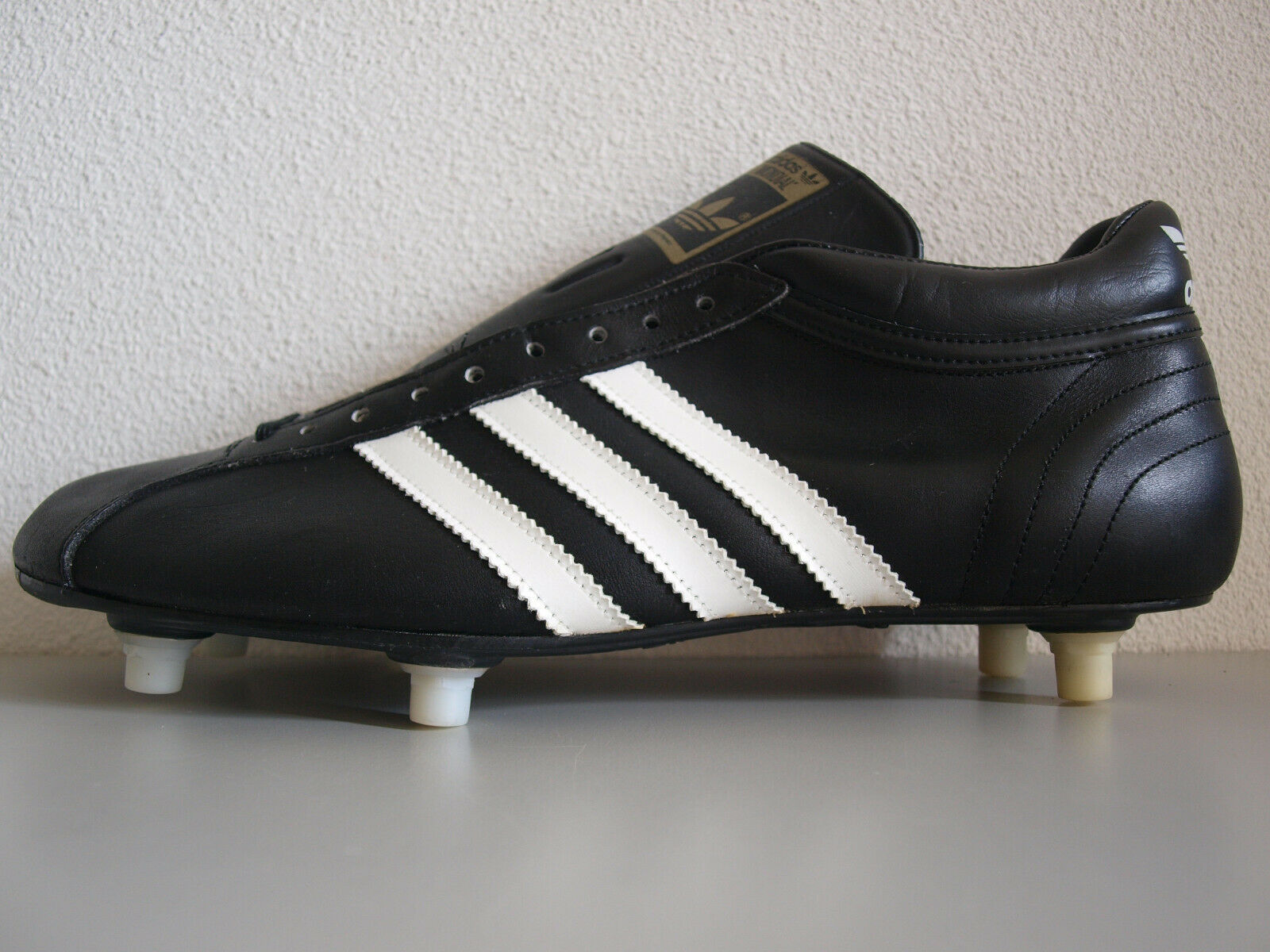 Adidas Mondial Cleats US 11 Vintage Seventies Made In France Torsion OG ZX