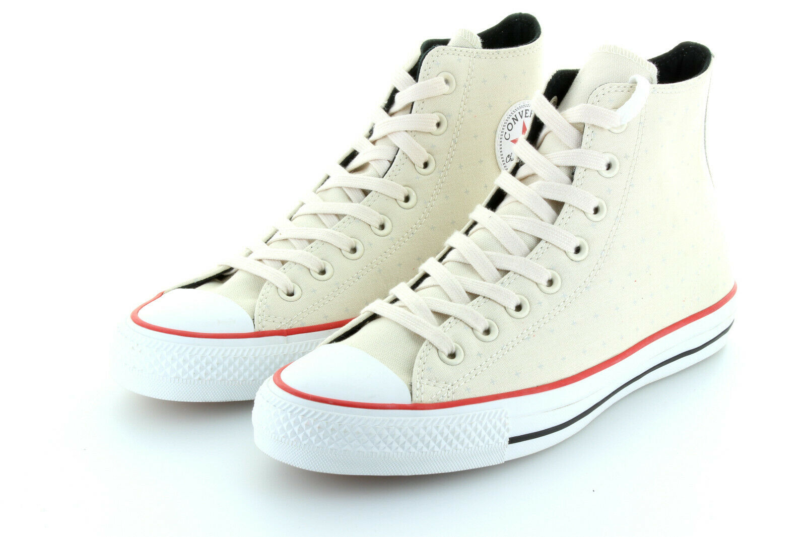 Converse Cons Chuck Taylor As Pro Hi Beige ParchHommest rouge noir 42,5 43,5 US 9