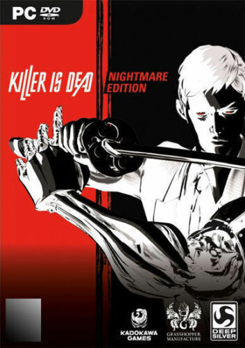 Killer is Dead Nightmare Edition PC NEW and SEALED