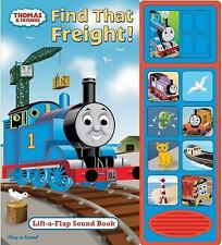 Thomas and Friends: Little Lift and Listen Sound Thomas and Friends (2008, Board Book)
