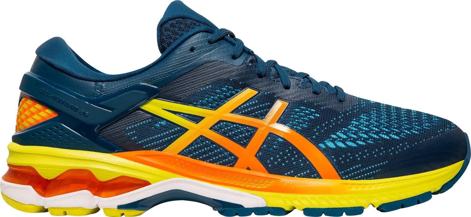 Asics Gel Kayano 26 Hombres Zapatos para Correr-Azul