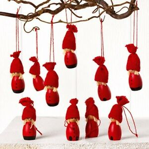 Gnome Tree Decorations