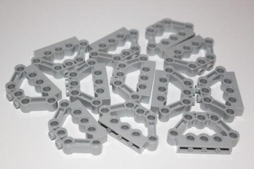 2x LEGO® 1x5x3 Motorblock neu-hellgrau 32333 light bluish gray cylinder engine
