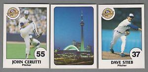 1990-Toronto-Blue-Jays-Fire-Safety-O-039-Henry-Complete-Set-36