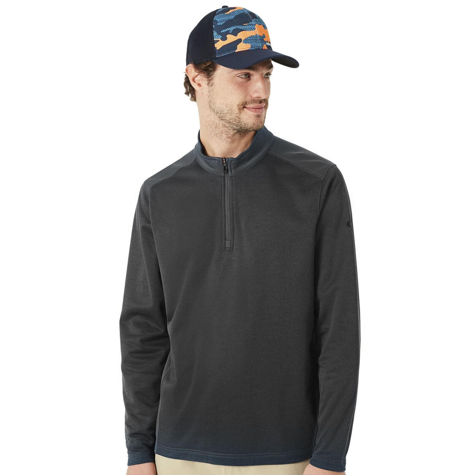 Oaakley Range Jumper Mens Fleece  Ski Sweater Functional Shirt Sweatshirt New  factory outlet