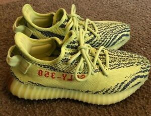 adidas yeezy jaune