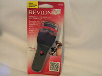 Revlon Spotlight Eyelash Curler W/ Led Black 15120 Distressed Packaging Carded