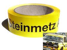 Steinmetz Automobiltechnik Klebeband historisch korrekte Scheibentönung/Grünkeil