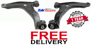 FOR VW TRANSPORTER T5 2003-2012 FRONT 2 LOWER SUSPENSION WISHBONE ARMS