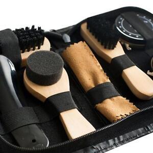 8pcs-Polish-Brush-Set-Shoe-Shine-Care-Kit-Boots-Shoes-Sneakers-Leather-Bag