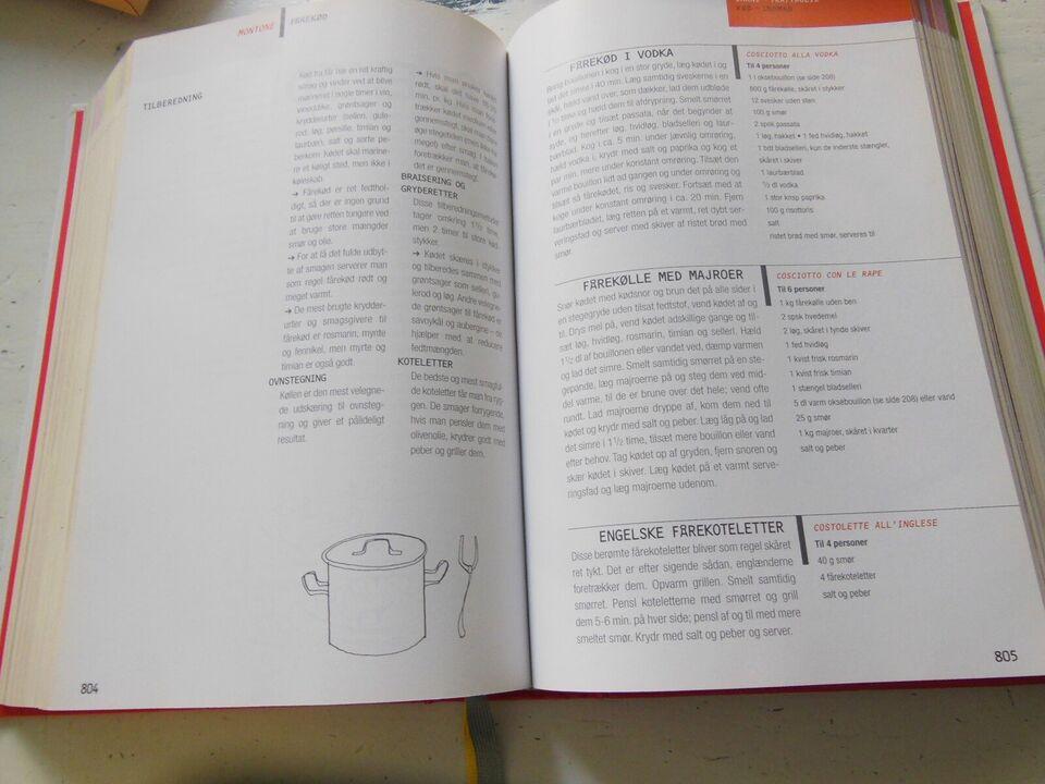 Sølvskeen, emne: mad og vin