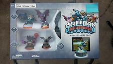 Skylanders Battlegrounds Mobile Starter Pack w/exclusive Royal Double Trouble 3c
