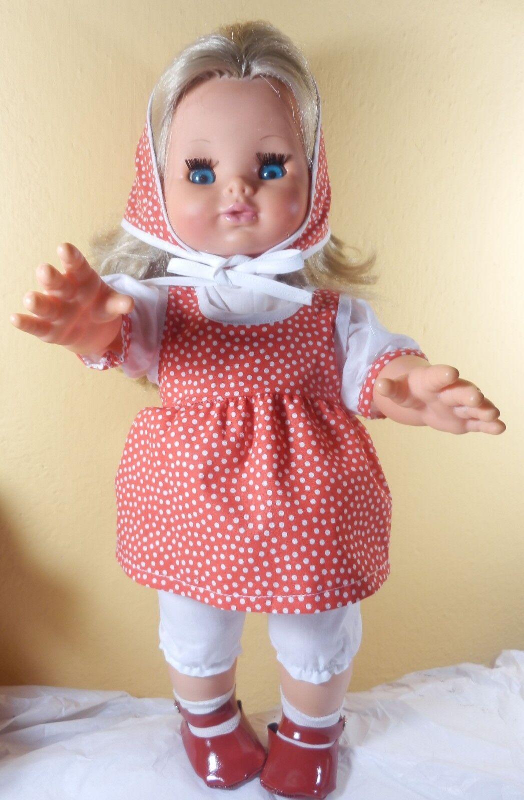 Pisanella Furga    bambola Poupee Puppen Vintage Antico Muneca  merce di alta qualità e servizio conveniente e onesto