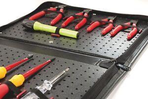 Parat 5.650.040.061 große Werkzeugtasche Werkzeugmappe Kunstleder 9L