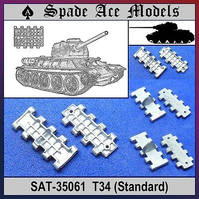 Spade Ace 1/35 35061 Metal Track Russian T-34 Model 1944