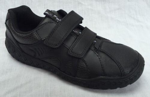 h Fitting f School Leather Roar g zapatos Boys E Nuevos Stomp Clarks XPYx8v