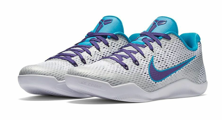 Nike Kobe 11 XI EM Low Draft Day Hornets Comfortable Brand discount