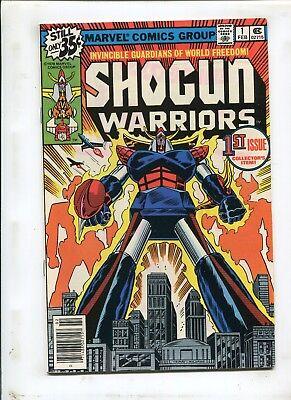 Shogun Warriors #1 1979 FN 6.0 Stock Image