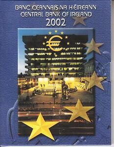 IRLANDE COFFRET 2002 OFFICIEL   NOUVEAU