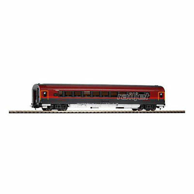 PIKO Hobby OBB Railjet 2nd Class Coach VI HO Gauge 57643
