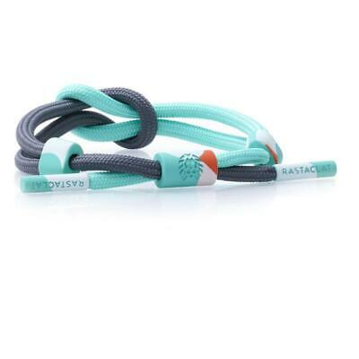 Rastaclat Dark Matter Reflective Boxed Shoelace Wristband Bracelet 11450014