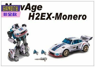 New Newage NA H2EX Manero mini G1 JAZZ Transformeable Action figure toy in stock