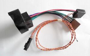 VW-RCN210-Umwandlungslinie-Quadlock-ISO-mit-CAN-Bus-Adapter-GOLF-JETTA-TOURAN