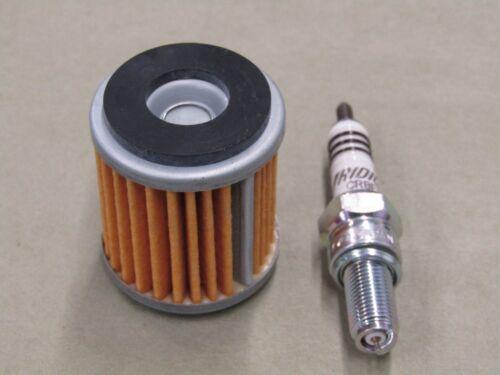 2003-2013 Yamaha YZ450 High Quality Tune Up Kit Oil Filter Iridium Spark Plug T4