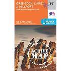 Greenock, Largs and Millport by Ordnance Survey (Sheet map, folded, 2015)