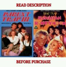 The Parent Trap 3 and 4 DVD