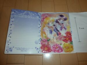 Sailor-Moon-Art-Clear-file-collection-3-Venus-Mars
