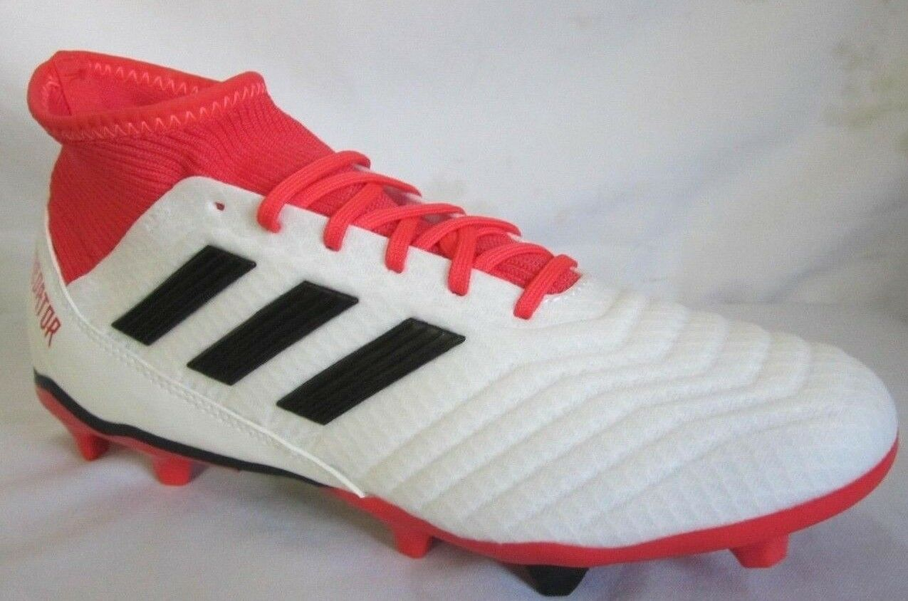 Adidas Predator 18.3 Fg  Cleats Soccer Men  shoes 10