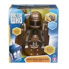 Doctor Who Dalek Patrol Ship & Pilot Deluxe Vehicle 50th Kids Toy Official