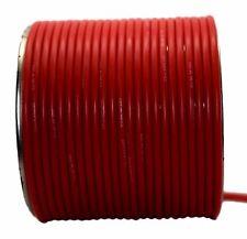 Red #24 Test Lead Wire Light Weight Very Flexible Belden 8890 ...