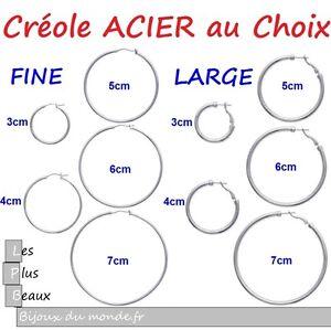 Boucles D/' Oreilles Clou BOULES Matière /& TAILLE au CHOIX NEUF