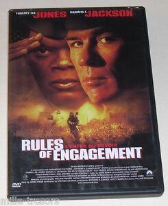 DVD-RULES-of-ENGAGEMENT-avec-TOMMY-LEE-JONES-Samuel-L-JACKSON