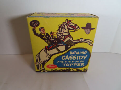 mediatime.sn Details about 1950's Ideal Hopalong Cassidy with ...