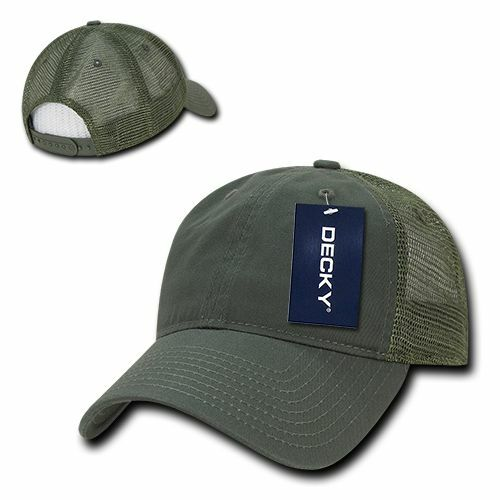 Buy Olive Green Solid Plain Mesh Cotton Polo Trucker Curved Baseball Ball Cap  Hat online  c0a26af8fdc