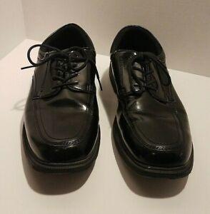 Men S Nunn Bush Kore Comfort Gel Lace Up Black Leather