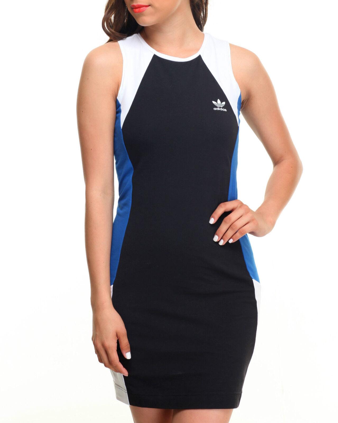 b1c062d5ee Adidas Originals W Running Tight Tight Tight Vestito Aderente Misura NUOVO  (541) 7cc7ba