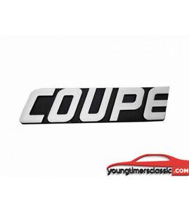 Monogramme-COUPE-pour-RENAULT-5-GT-Turbo-LOGO-EMBLEME-BADGE