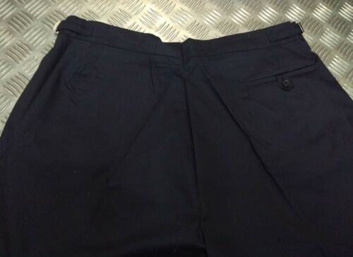 Genuine British Royal Navy Issue White Or Blue Uniform Shorts Mans New rn